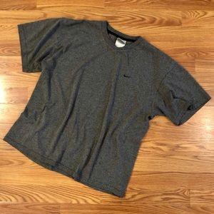 Heather Gray Nike T-Shirt